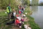 Výsledky rybářských závodů dětí 2013